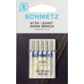 130/705H Иглы Schmetz джинс №90 по 5шт.